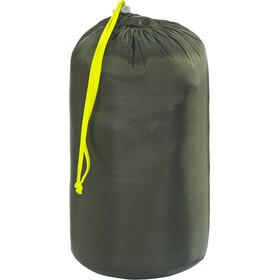 Marmot Hydrogen Makuupussi Pitkä, dark citron/olive